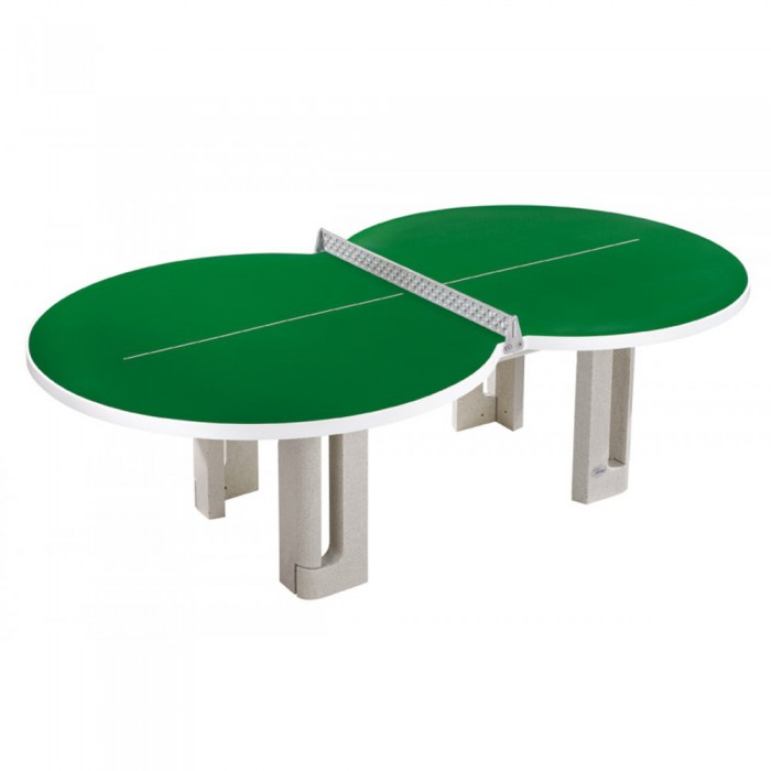 Butterfly F8 Polymer Concrete Table