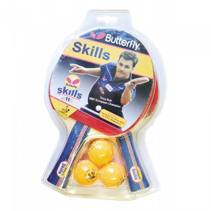 BUTTERFLY Skills 2 Player Set Full Size