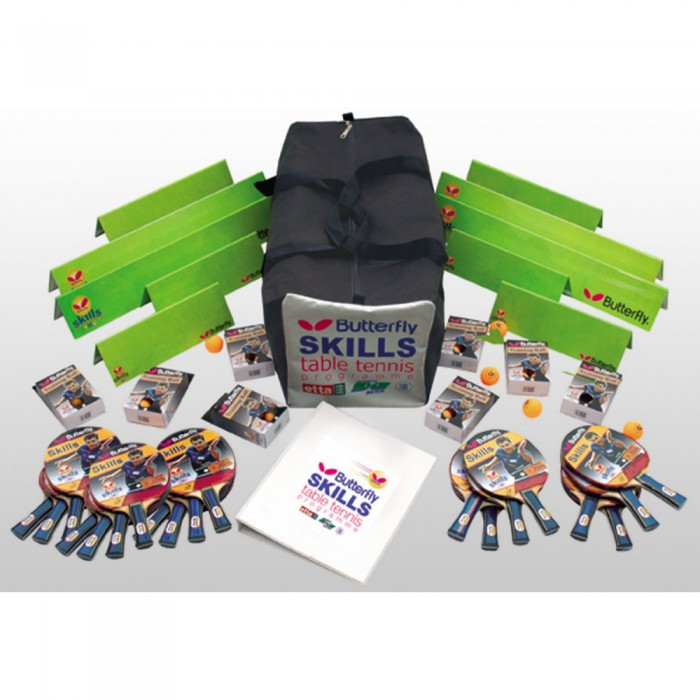BUTTERFLY Skills Key Stage 3 and 4 Pack