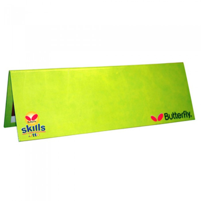 BUTTERFLY Skills 12 inch V-Shaped Starter Net and Post