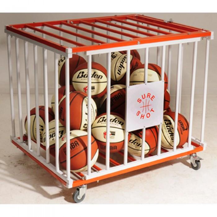 SURE SHOT 464 Multi Purpose Ball Cage (Aluminium)