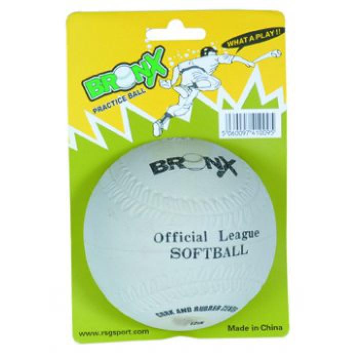 BRONX SB12R Rubber Softball
