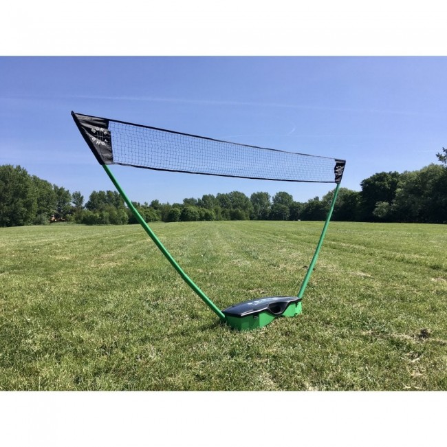 Sure Shot Quick Fit Badminton Post and Net