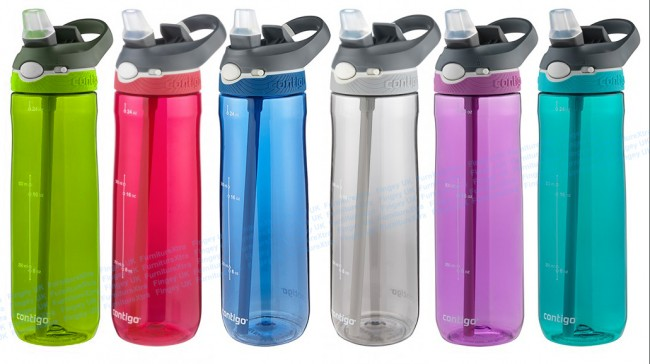 Contigo Autospout Ashland 709ml Water Bottles
